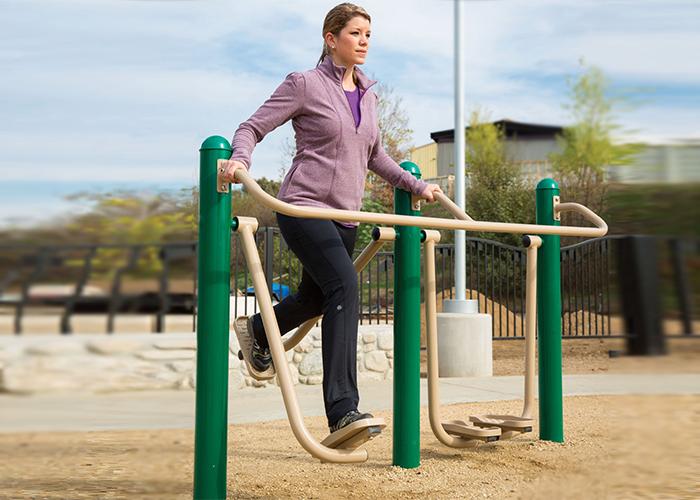 Outdoor Home Exercising 65