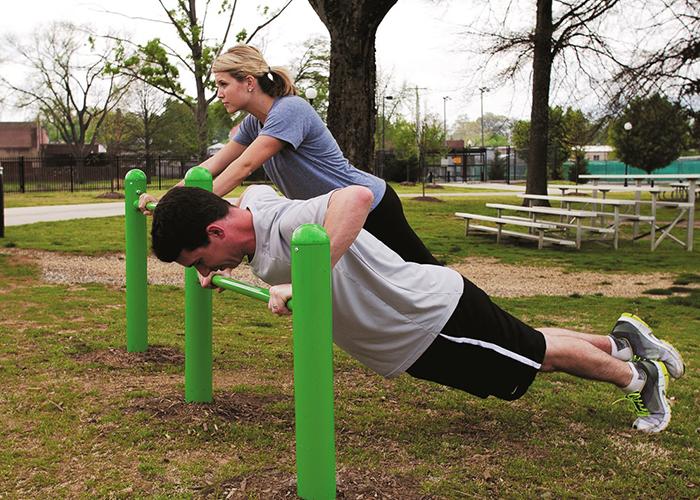Push Up Fitness Equipment Balance Core Health